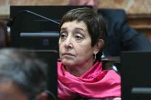 """Denunciaron a la senadora Mirkin por """"encubrimiento"""" en la causa por violación contra Alperovich"""
