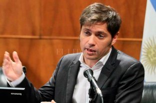 La provincia de Buenos Aires confirmó que no puede pagar un vecimiento de deuda