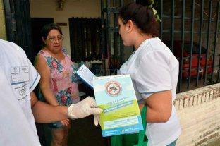 Dengue: detectan alto índice de larvas e inician campaña de descacharrado