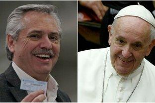 El papa Francisco recibirá a Alberto Fernández el 31 de enero, anunció el Vaticano