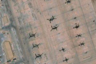 Irak: varios misiles impactaron cerca de una base militar con tropas estadounidenses