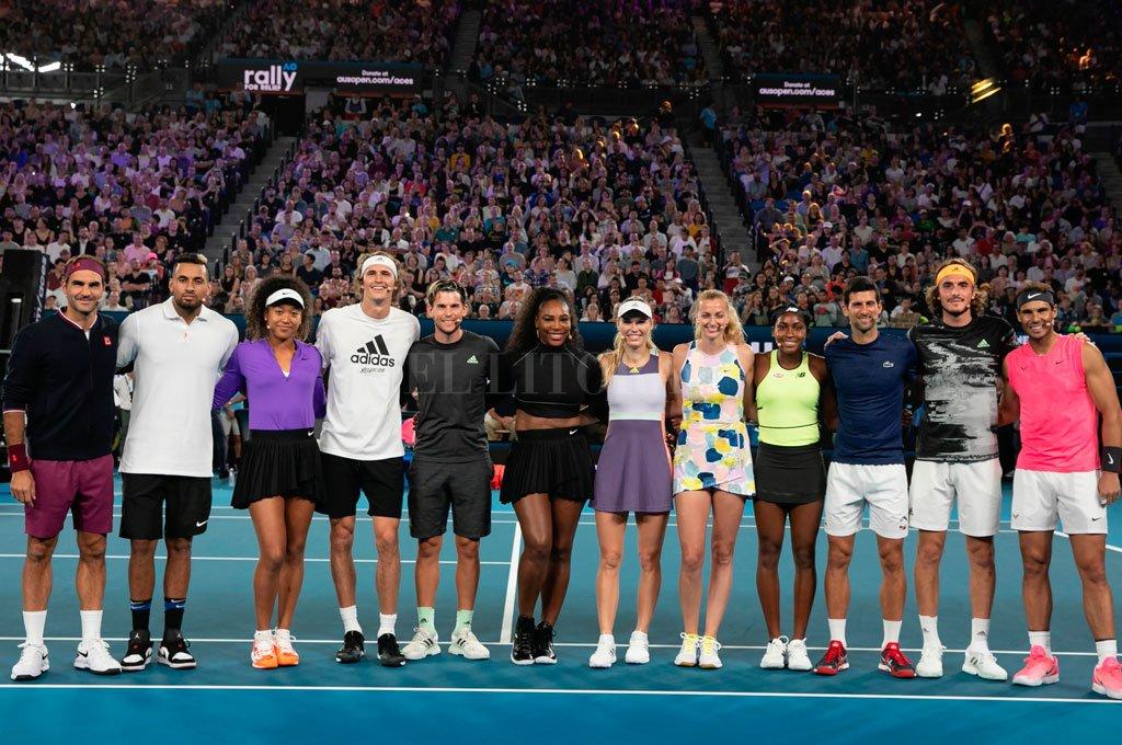 <strong>Foto:</strong> Australian Open
