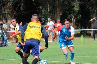 Amistoso: Unión empató sin goles ante Quilmes
