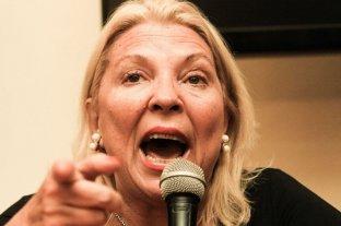 "Carrió se declaró ""judía espiritual"" y y volvió a arremeter contra Cristina Kirchner por el caso Nisman"