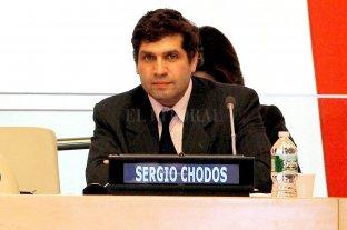 Chodos asumió en Washington como representante del Cono Sur ante el FMI