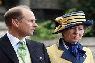 Los príncipes Ana y Eduardo de Inglaterra se suman al conflicto por el Megxit