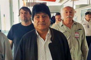 Diputados de la UCR presentaron un proyecto para revocar el estatus de refugiado de Evo Morales