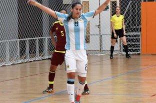 El seleccionado argentino de futsal integrará el Grupo B de las Eliminatorias Sudamericanas