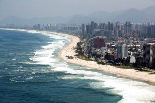 Un turista argentino murió ahogado en Río de Janeiro