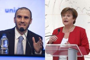 Guzmán y la directora del FMI participarán de un seminario en El Vaticano