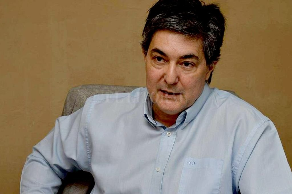 Sergio Lanziani, secretario de Energía. <strong>Foto:</strong> Captura digital