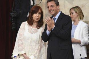 Cristina y Massa firmaron una resolución para frenar el ingreso indiscriminado de personal al Congreso