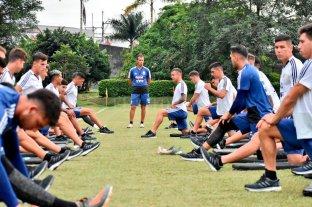 Argentina ya entrena en Colombia de cara al Preolímpico