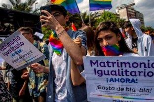 Histórico: Chile dio el primer paso hacia la aprobación del matrimonio igualitario