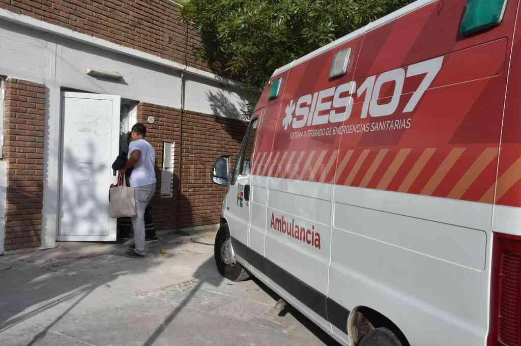 """Cavallero precisó que este servicio """"trabaja en red y en sintonía con bomberos voluntarios y los hospitales públicos"""". <strong>Foto:</strong> El Litoral"""