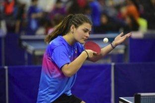 Tiene 16 años y busca ayuda para representar al país con la selección nacional de tenis de mesa