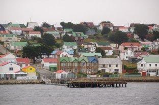 Arribó un buque inglés a las Islas Malvinas y el gobierno de Tierra del Fuego repudió el desembarco