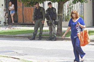Comenzaron los operativos de Gendarmería en Rosario -  -