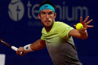 Mayer ganó y se metió en los octavos de final del Challenger de Antalya