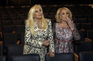 El teatro Tronador de Mar del Plata levantó el telón y asistieron Mirta Legrand y Susana Giménez