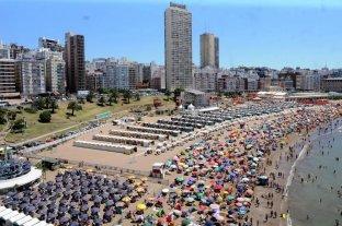 Mar del Plata recibió cerca de un millón y medio de turistas en lo que va de la temporada