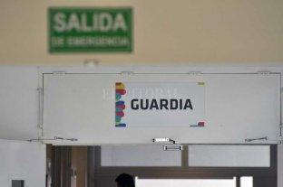 Herido de arma blanca en Guadalupe Oeste