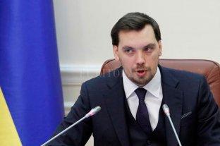 Escándalo: Renunció el primer ministro ucraniano