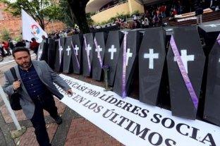 Asesinaron a tiros a otro dirigente sindical campesino en el sur de Colombia