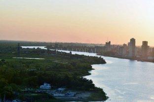 El río Paraná roza los 2,30 metros, altura que mantendría las próximas semanas -  -