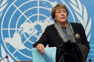 Bachelet condenó la violencia diaria contra civiles a pesar del alto al fuego en Siria