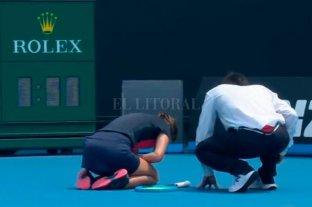 El humo de los incendios afecta a los tenistas que jugarán el Abierto de Australia