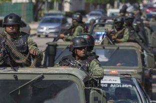 Militares abatieron a 11 supuestos sicarios en el estado mexicano de Tamaulipas