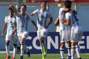 La selección Argentina sub 23 debutará en el Preolímpico ante el local Colombia -  -