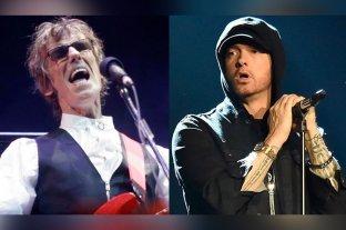 Eminem homenajeó a Spinetta usando un tema de Pescado Rabioso como base para una canción