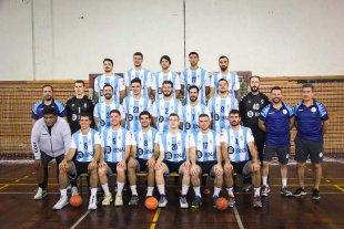 Handball: Argentina enfrenta a Uruguay en un amistoso