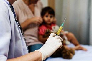 Aseguran que llegan dosis de vacunas, pero no de meningitis - Imagen ilustrativa -