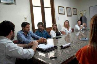 Con Pullaro, legisladores ratificaron su respaldo a la nueva gestión de Venado Tuerto -  -
