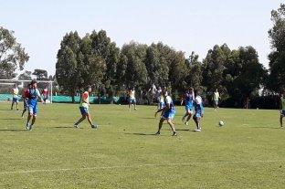 Unión se fue de la Feliz con la sensación de que necesita más - La última práctica en Mar del Plata. -