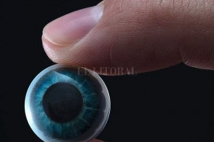 desarrollan los primeros lentes de contacto de realidad aumentada