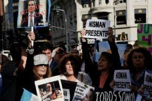 """""""No fue un suicidio, fue un magnicidio"""", el documento que leerá la oposición en el acto por Nisman -  -"""
