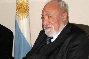 Falleció el juez de la Suprema Corte bonaerense Héctor Negri - Héctor Negri. -