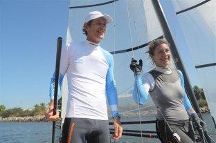 La dupla Lange-Carranza Saroli competirá desde este sábado en Australia