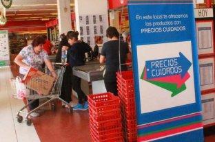 Formalizaron el acuerdo de Precios Cuidados con los grandes supermercados