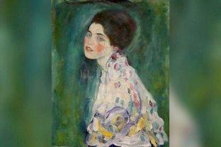 Confirman la autenticidad del cuadro de Gustav Klimt encontrado en un museo italiano