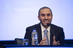 Guzmán viajará a Estados Unidos a fin de mes: hablará ante inversores y bonistas