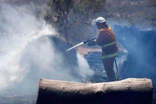 Pese a las lluvias, todavía hay regiones de Australia con fuego