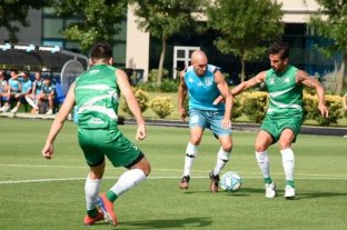 Racing no pudo superar a Ferro en un amistoso