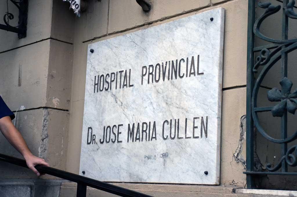 El herido se encuentra internado en el hospital Cullen con asistencia respiratoria y su estado de salud es reservado Crédito: Archivo El Litoral