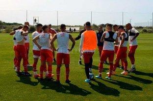 Argentinos, líder y próximo rival de Unión, ganó un amistoso ante Agropecuario