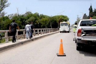 Vialidad Nacional se comprometió a refaccionar el puente sobre el Carcarañá